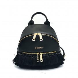 0e73f61fba Dámský batoh s třásněmi Baldinini