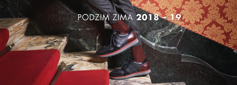 Nová kolekce PODZIM ZIMA 2018 – 19