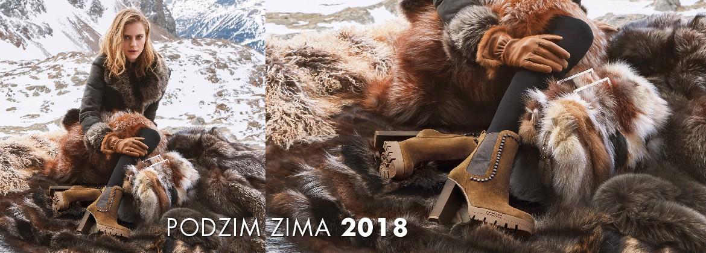 PODZIM ZIMA 2017 2018