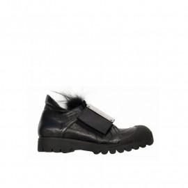 Kožené vycházkové boty, Baldinini