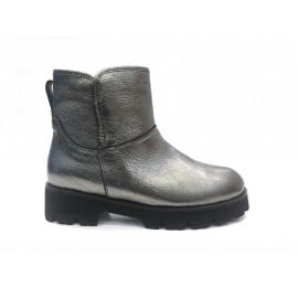 Stříbrné boty