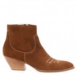 Kovbojské kotníkové boty Baldinini