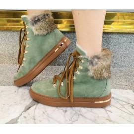 Kotníkové boty Baldinini