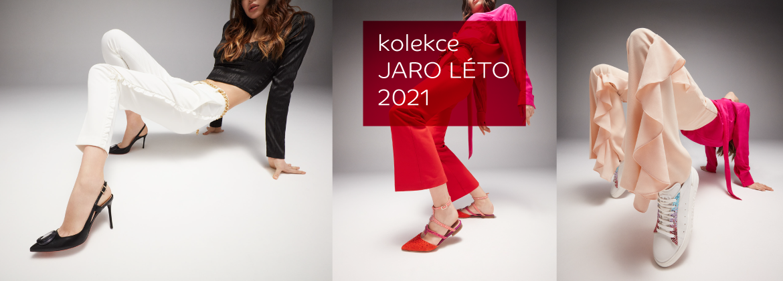 Nová kolekce jaro léto 2021